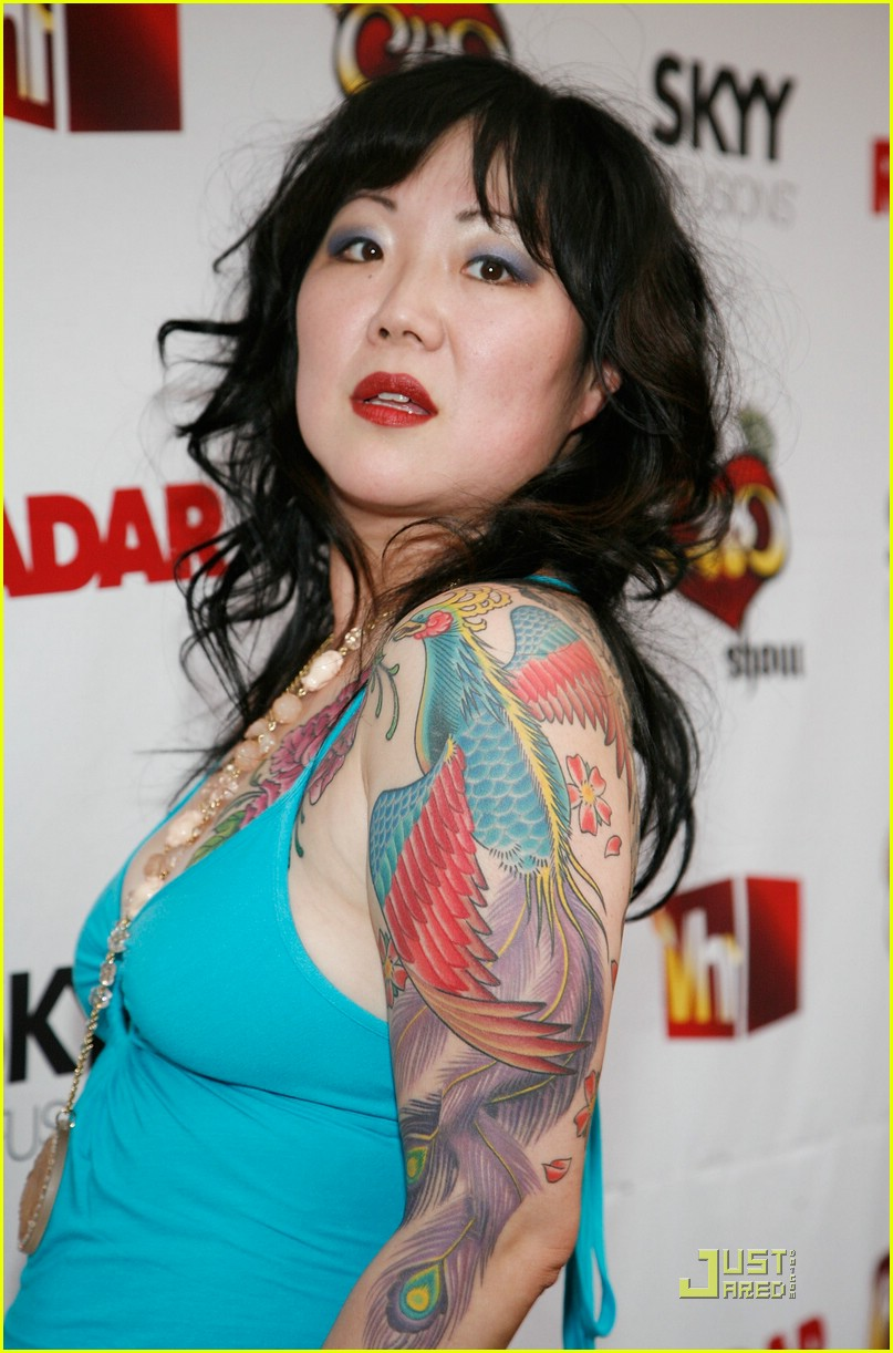 margaret cho tattoo titillating 041342531