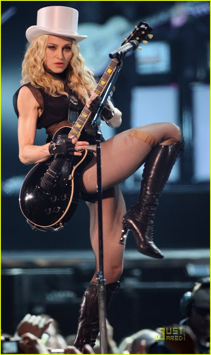 madonna sticky and sweet tour pictures 56
