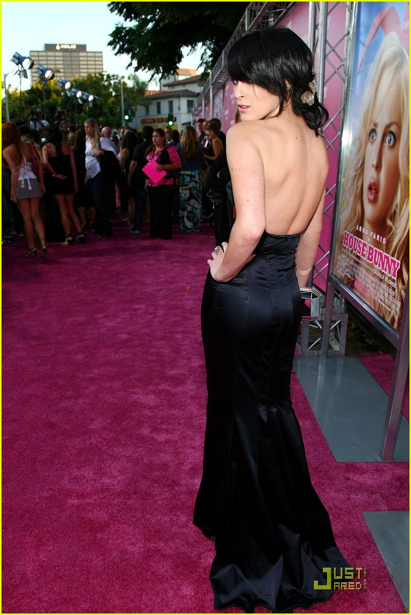 Full Sized Photo of rumer willis house bunny premiere 04 ...