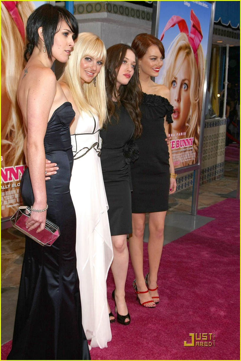 rumer willis house bunny premiere 261357831