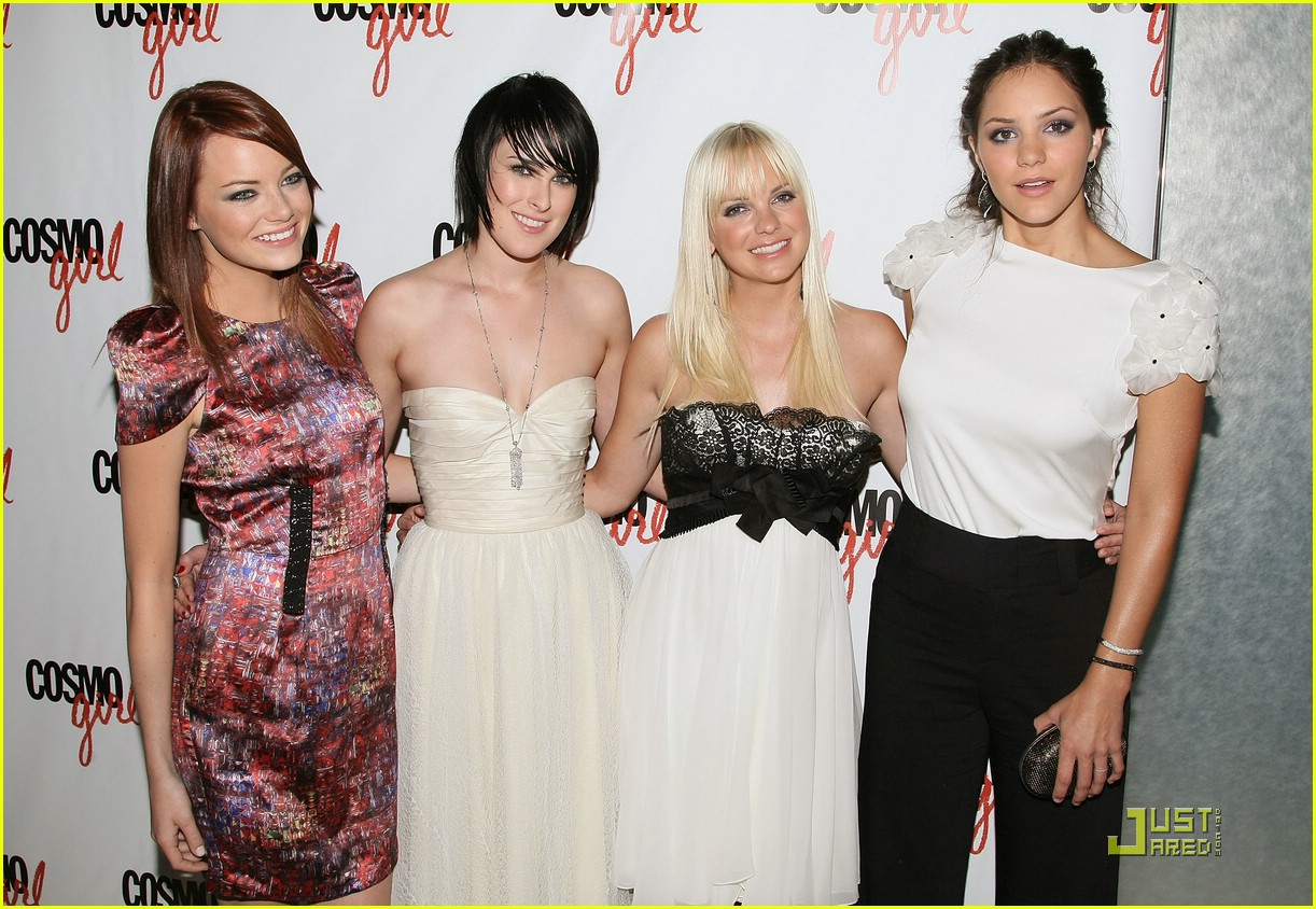 House Bunny Characters throughout rumer willis is the house bunny: photo 1353081 | anna faris, emma