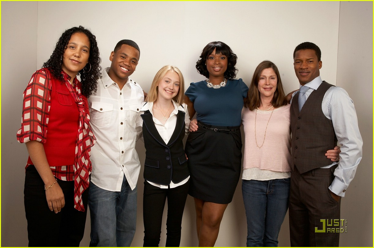 dakota fanning jennifer hudson best friends 13