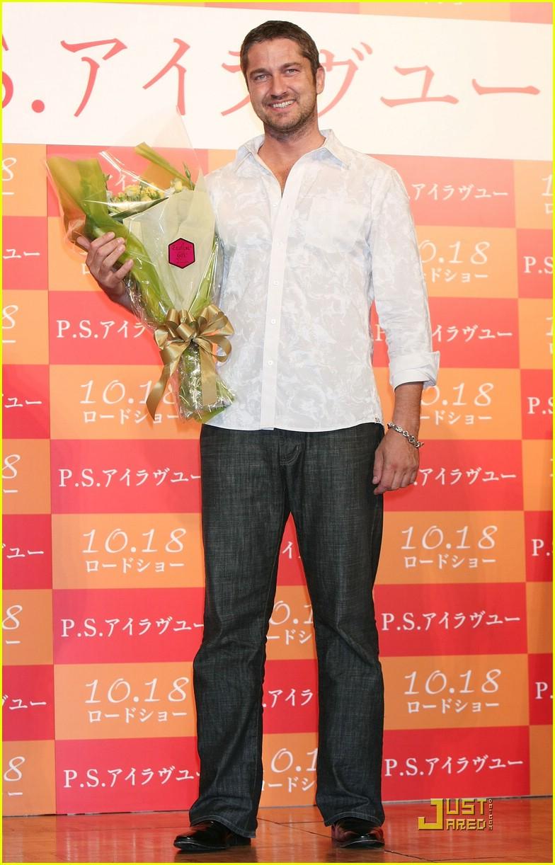 gerard butler ps i love you tokyo 01