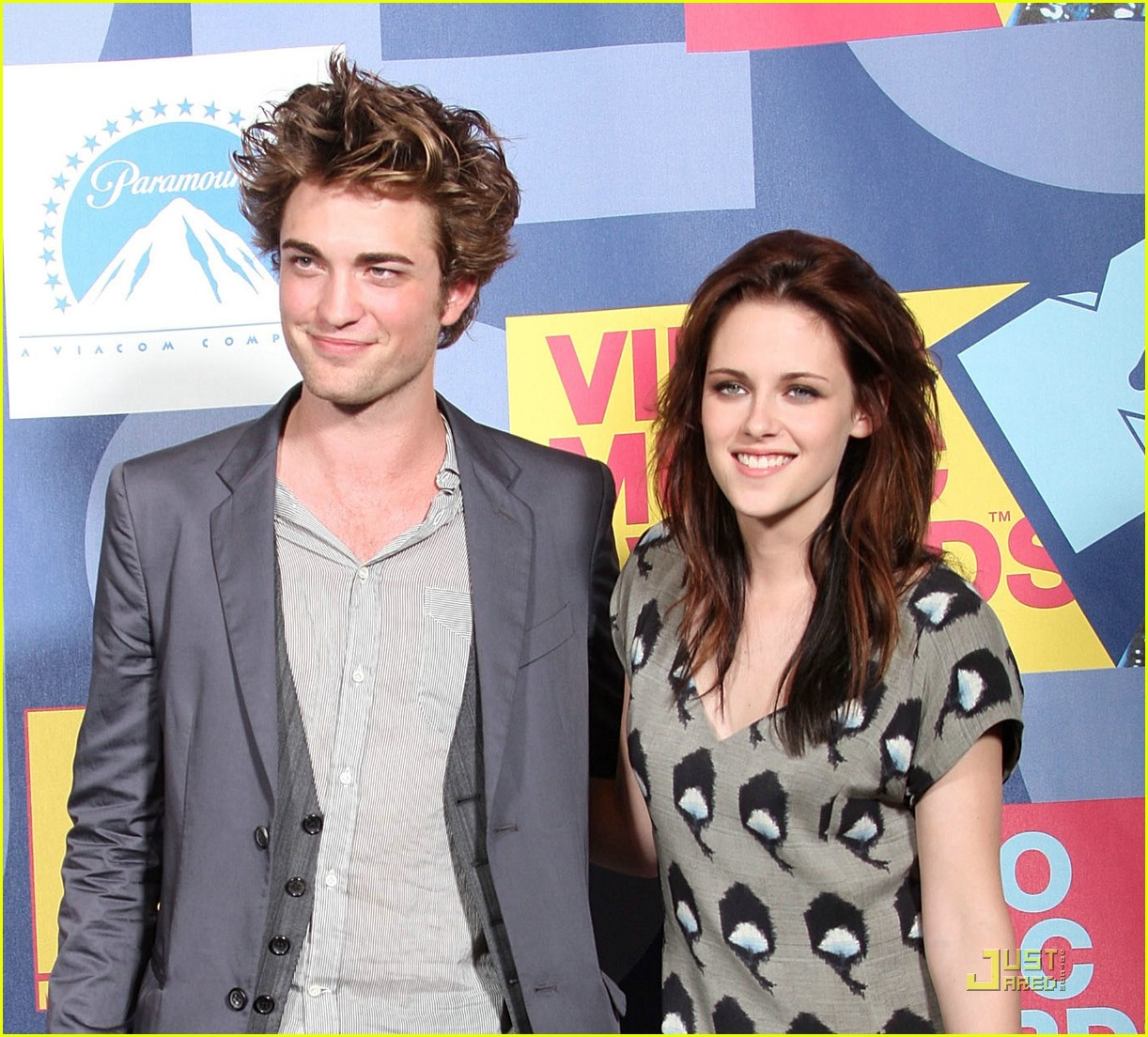 robert pattinson 2008 mtv vmas 07