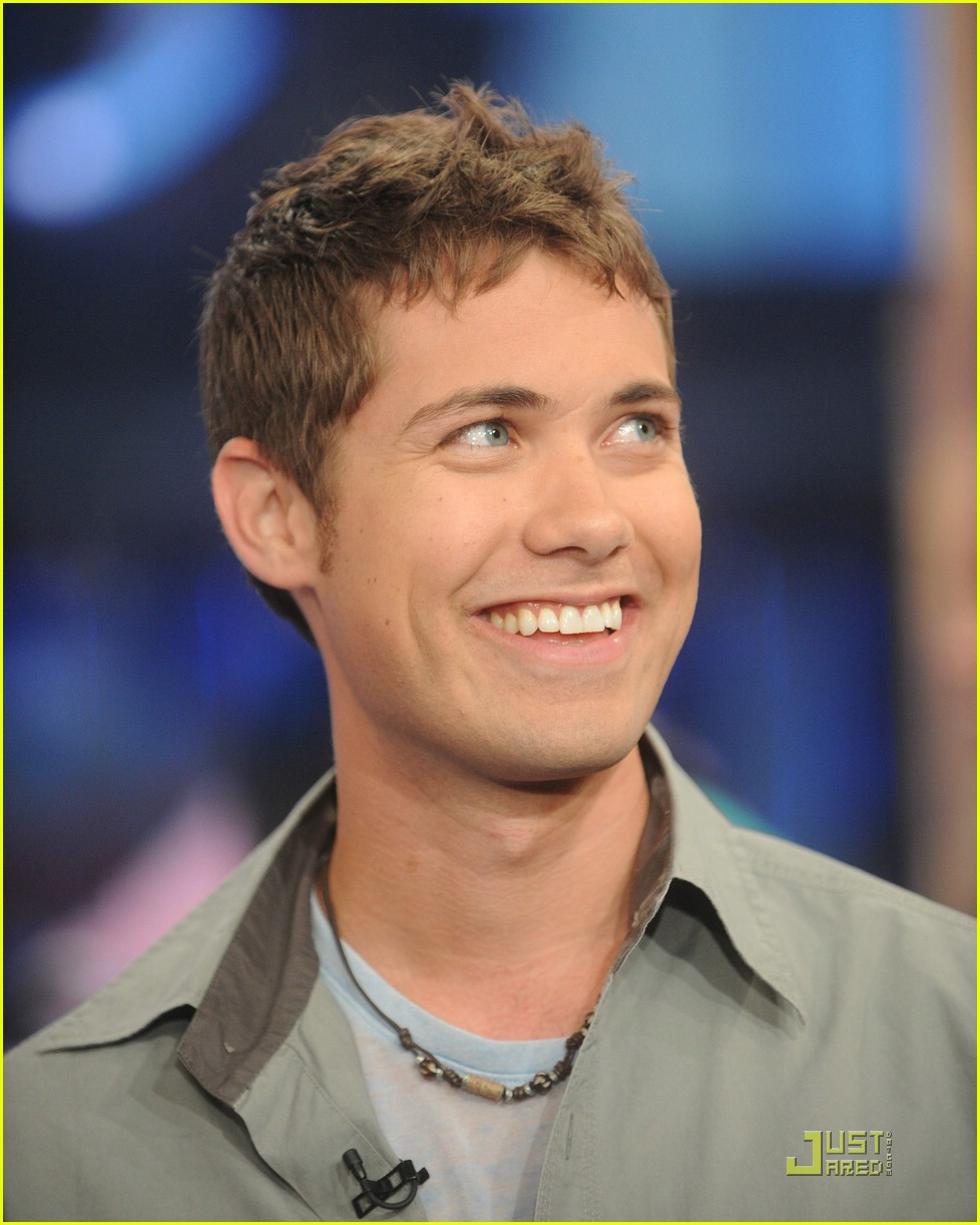 drew seeley interview just jared 14