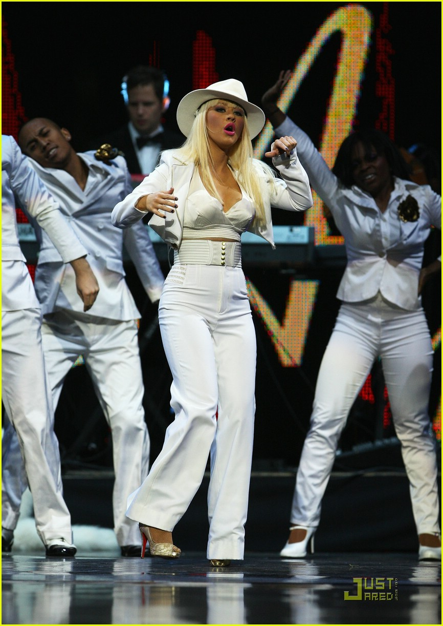 christina aguilera africa rising 32