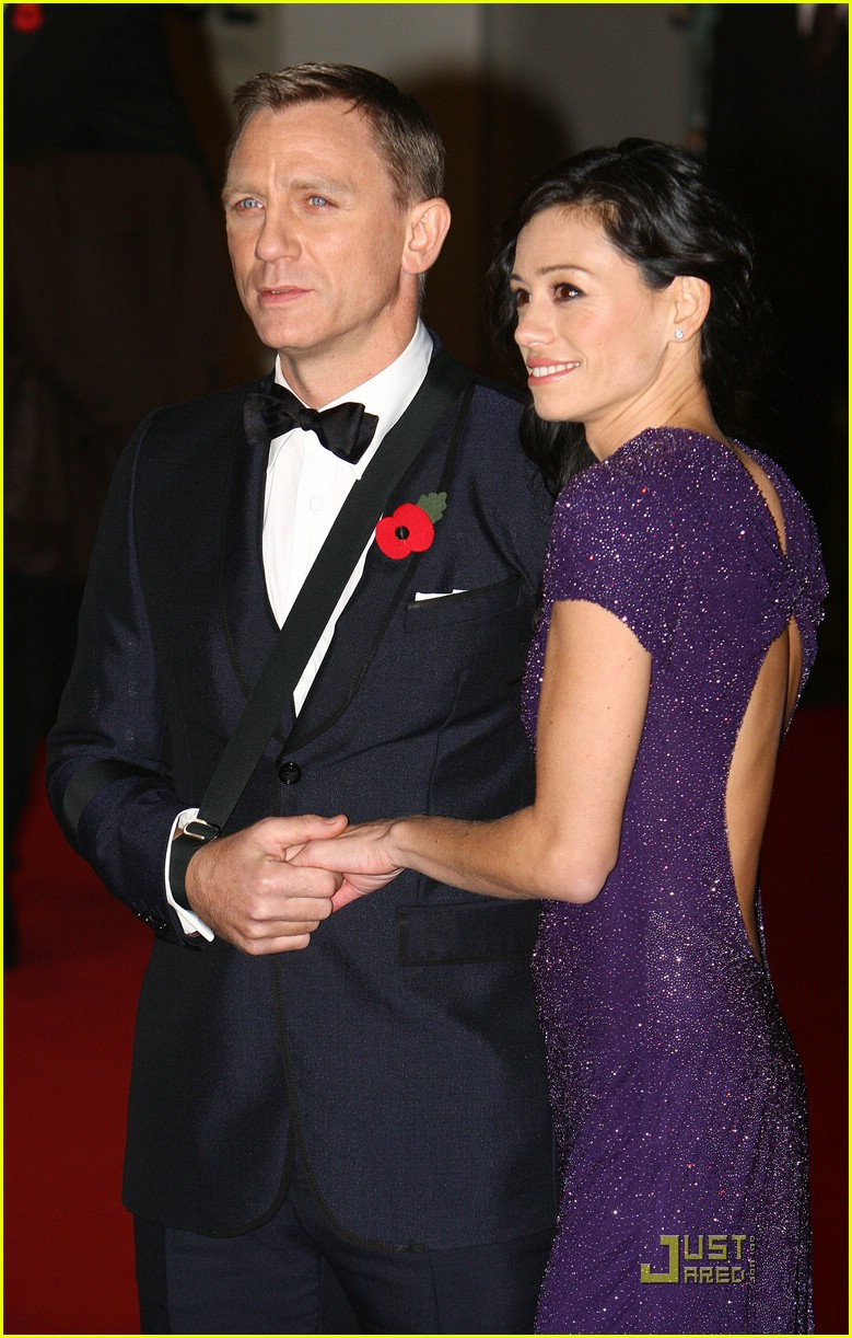 daniel craig quantum of solace world premiere 061515031