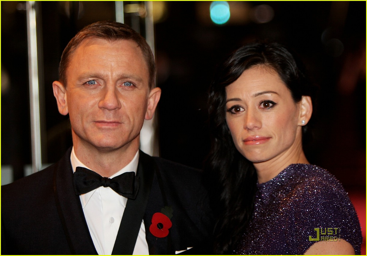 daniel craig quantum of solace world premiere 21