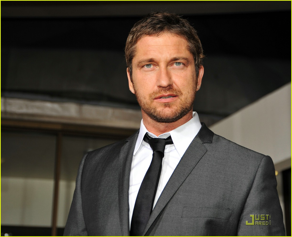 Gerard Butler On Pinterest