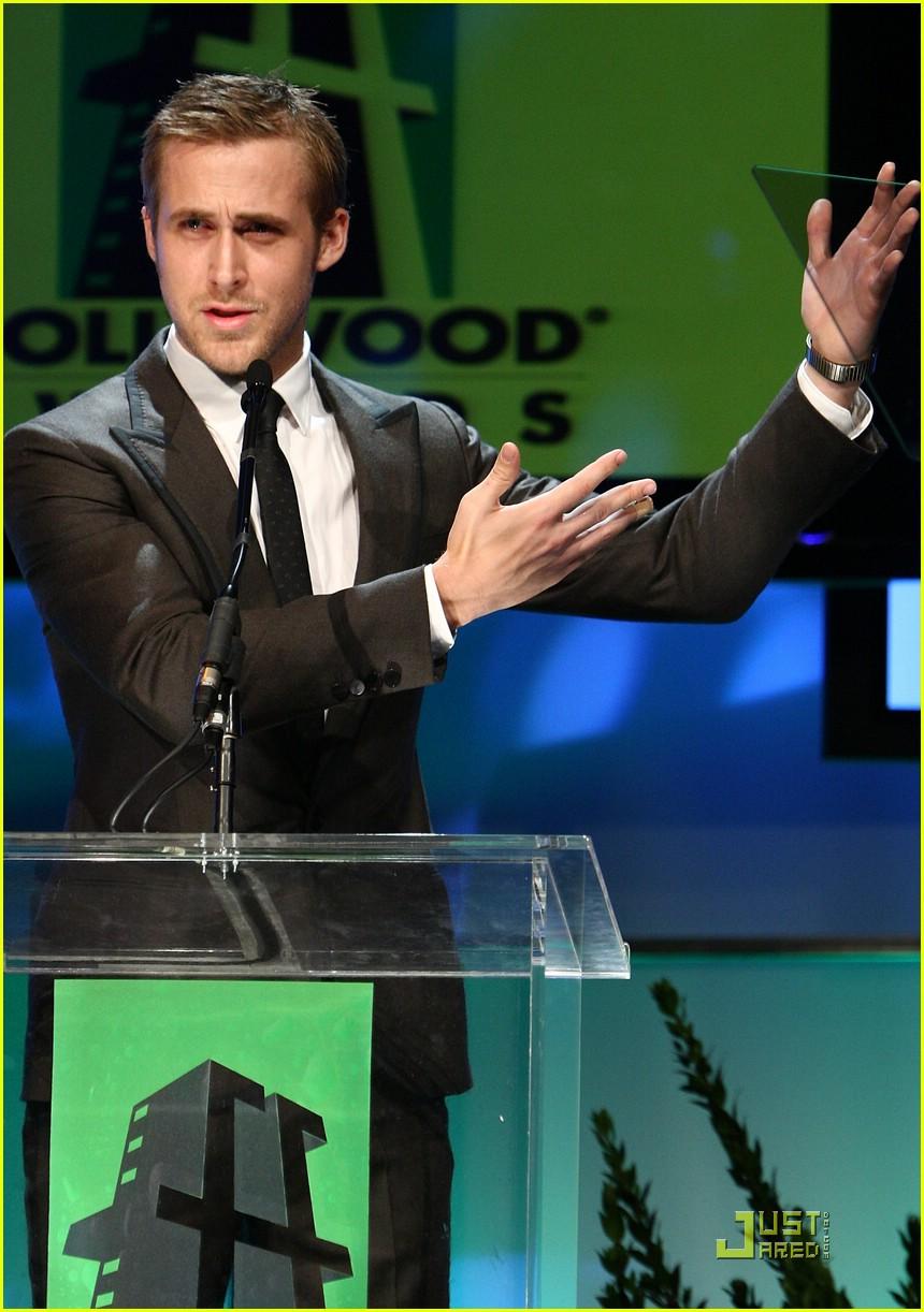 ryan gosling hollywood film festival 041511571