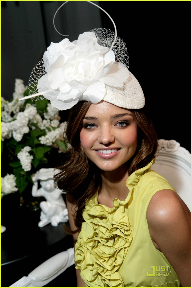 miranda kerr david jones marquee 12