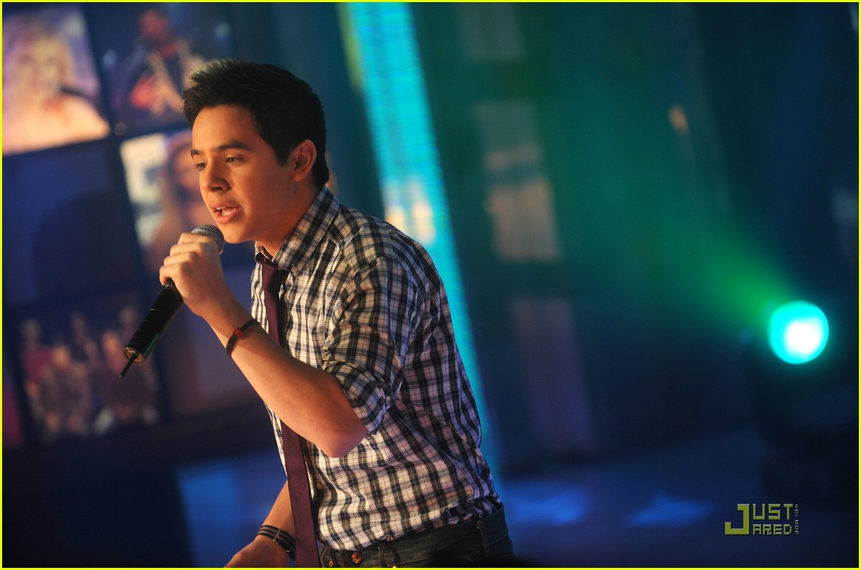 david archuleta mtv tl 17