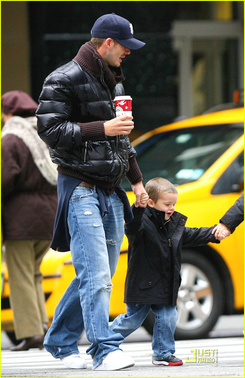 david beckham big apple boys 08