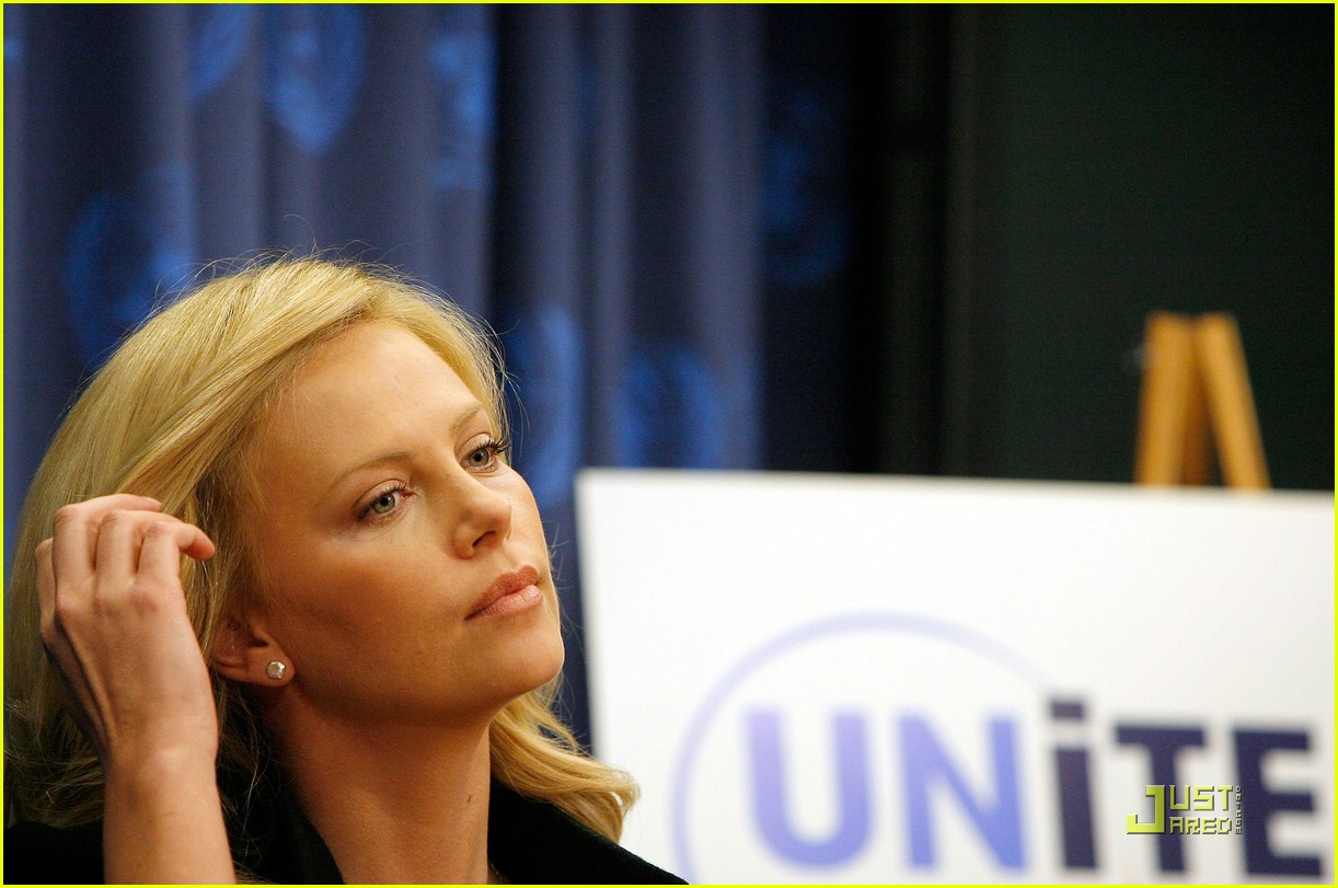 charlize theron united nations messenger of peace 11