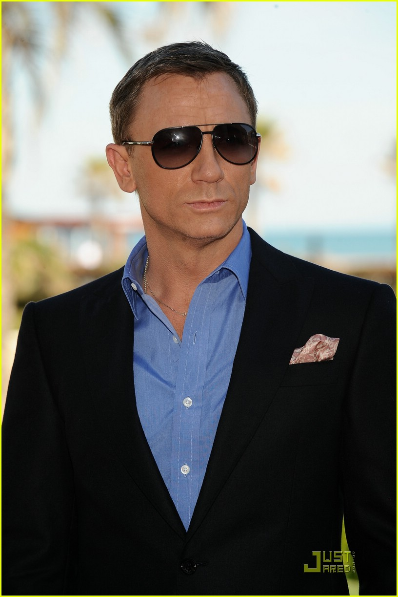 daniel craig spain sexy 27