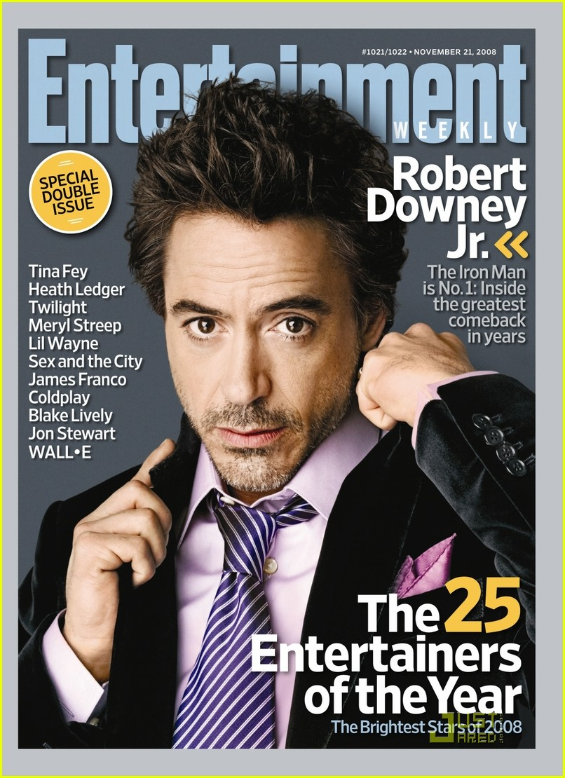 robert downey jr covers entertainment weekly 011545791