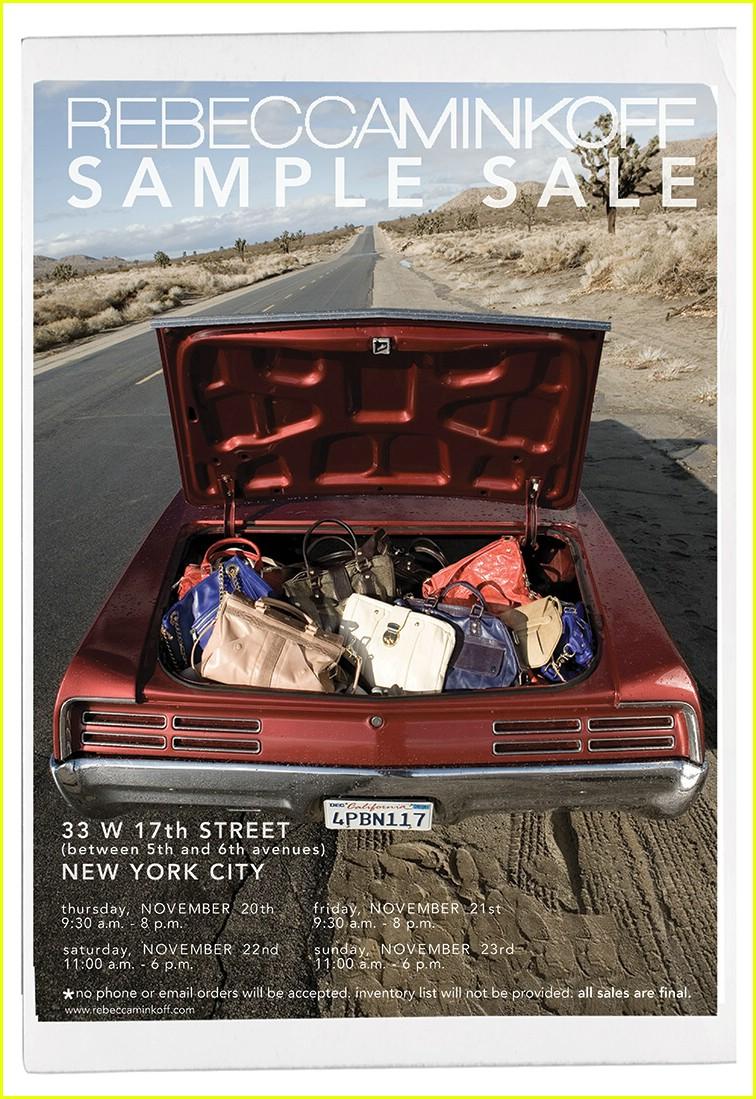 rebecca minkoff sample sale 021546631