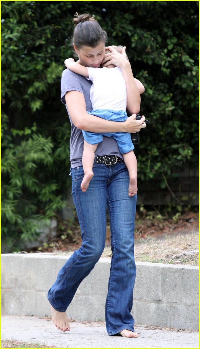 Bridget Moynahan Carries Her Baby Boy: Photo 1520471 ...