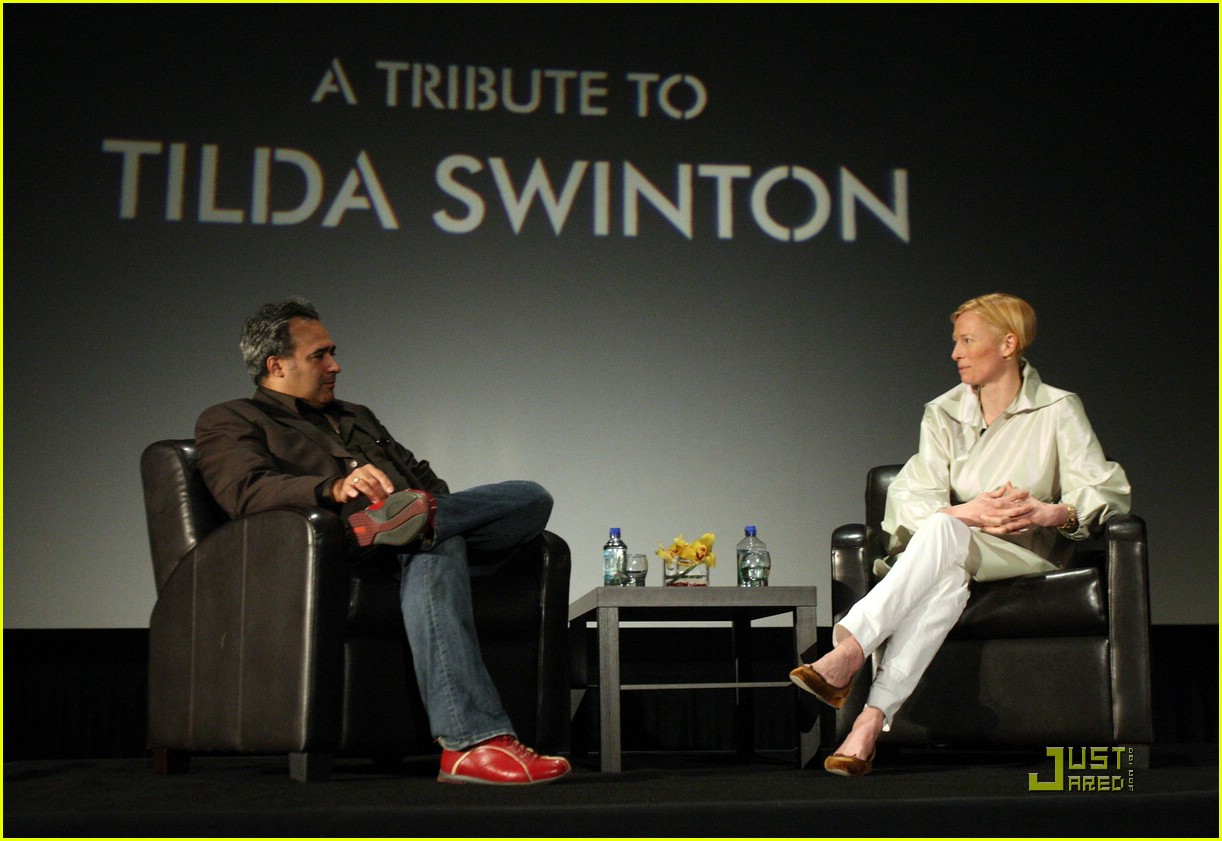 tilda swinton afi film festival tribute 21