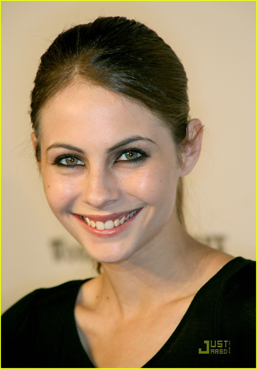 willa holland oxfam party 08