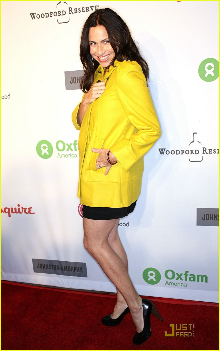 willa holland oxfam party 20
