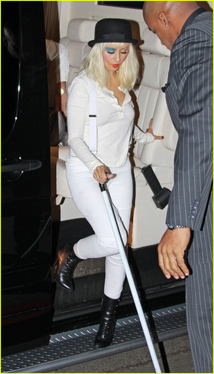 christina aguilera clockwork orange 031606841