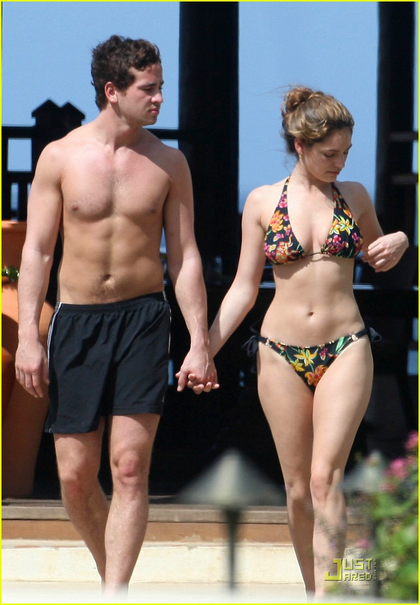 kelly brook danny cipriani caribbean 01