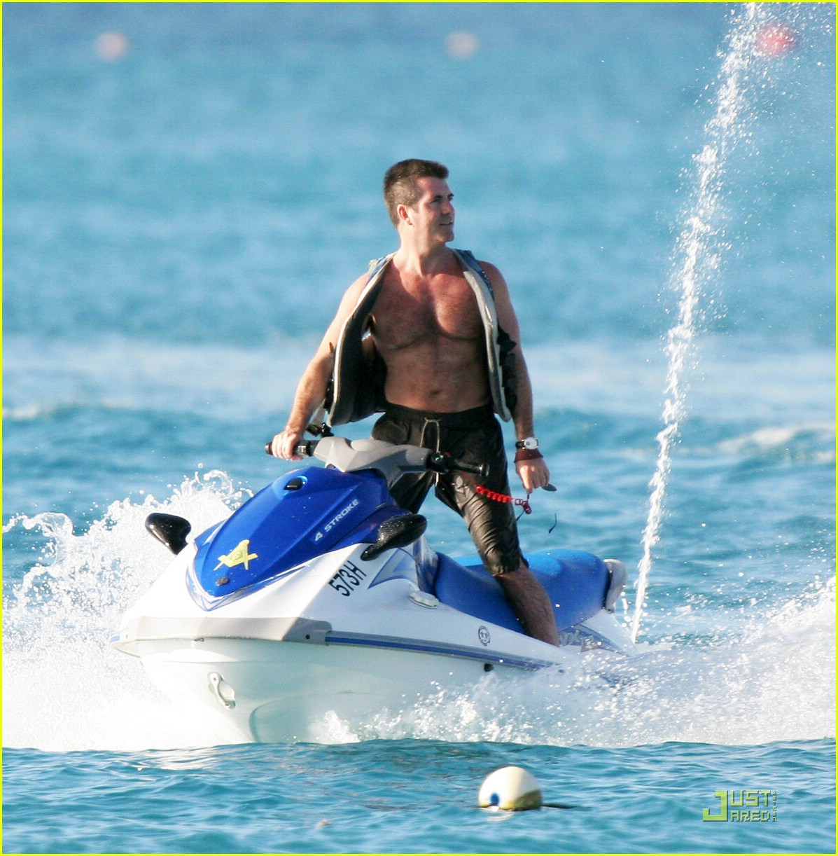simon cowell shirtless 08