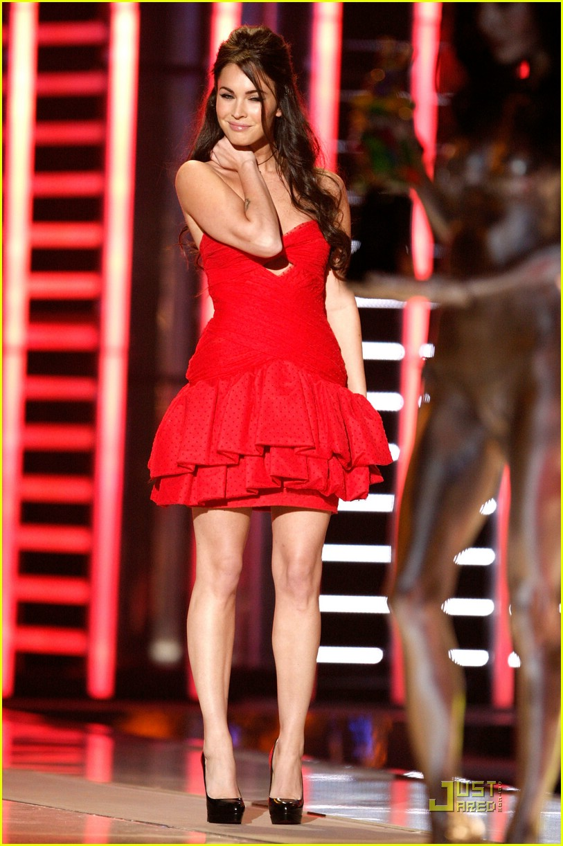 megan fox spike tv video game awards 051598011