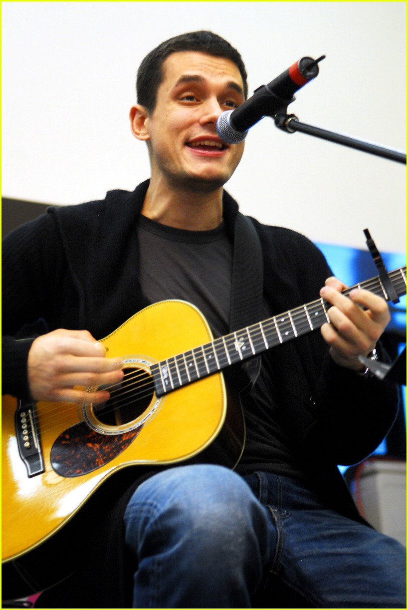 john mayer children hospital 10