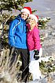 heidi montag spencer pratt skiing 03