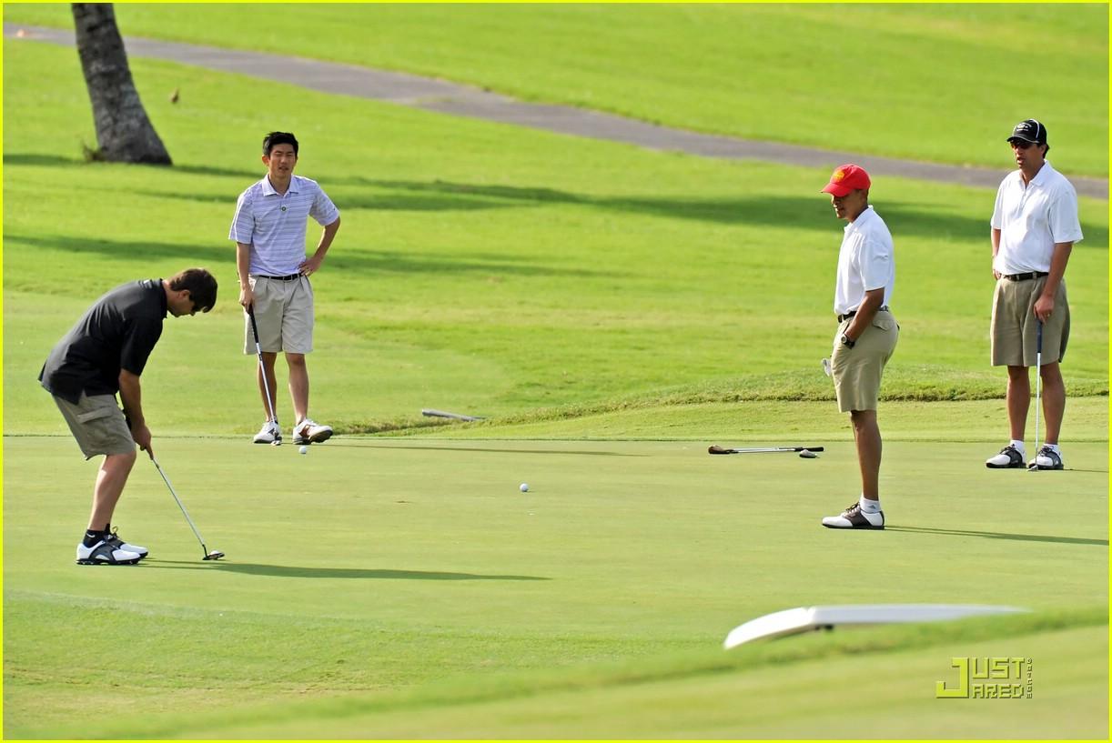 obama golf 14