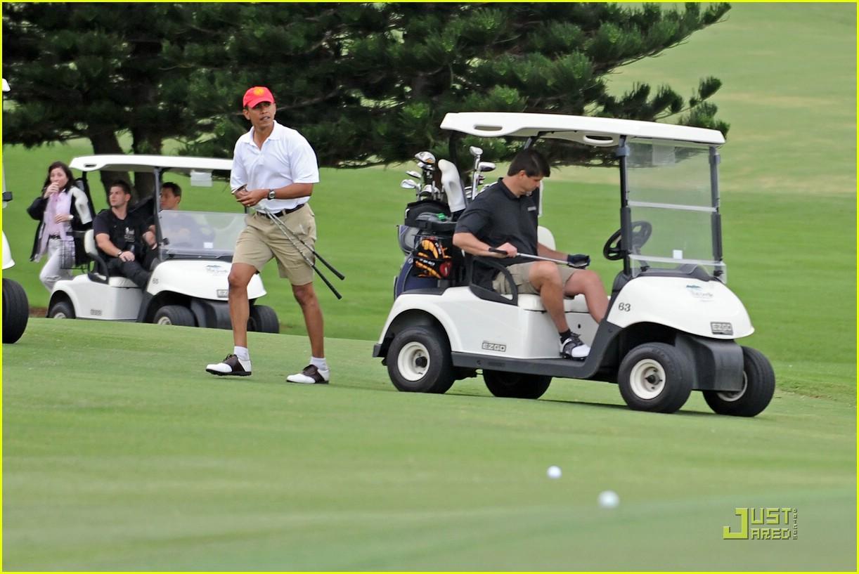 obama golf 19