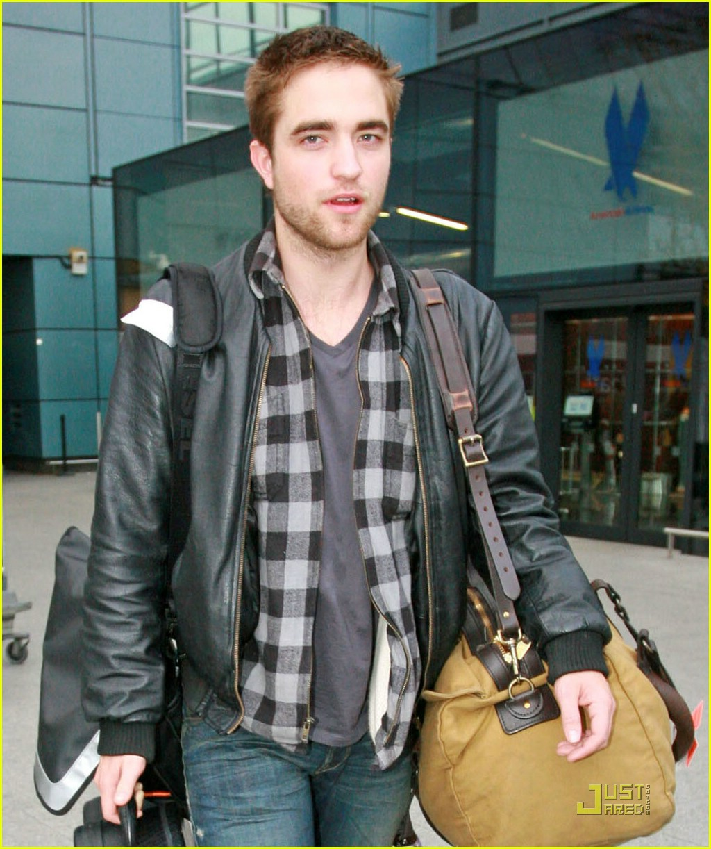 robert pattinson short hair cut 01
