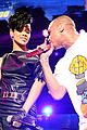 rihanna chris brown 2008 jingle ball 24
