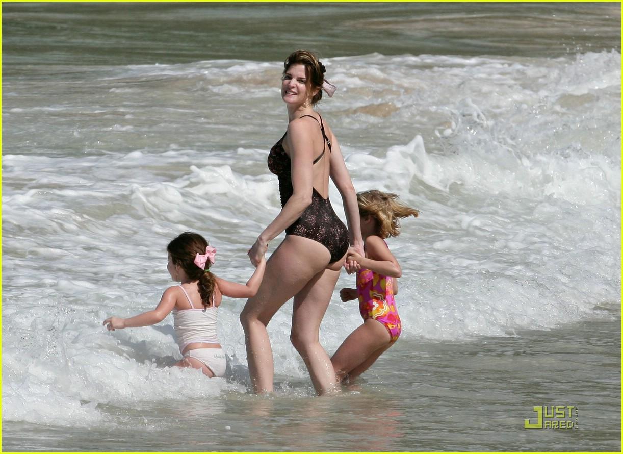 Lacey banghard bikini