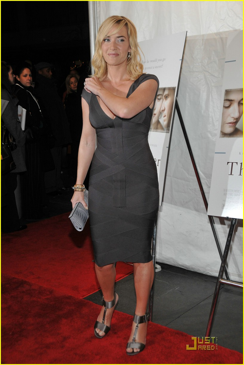 Full Sized Photo of kate winslet reader premiere 38 | Photo 1580221 | Just Jared Kate Winslet