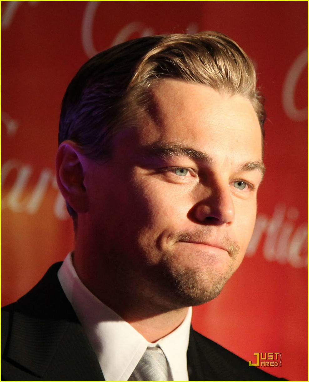 Leonardo DiCaprio Is A Palm Spring Film Winner: Photo