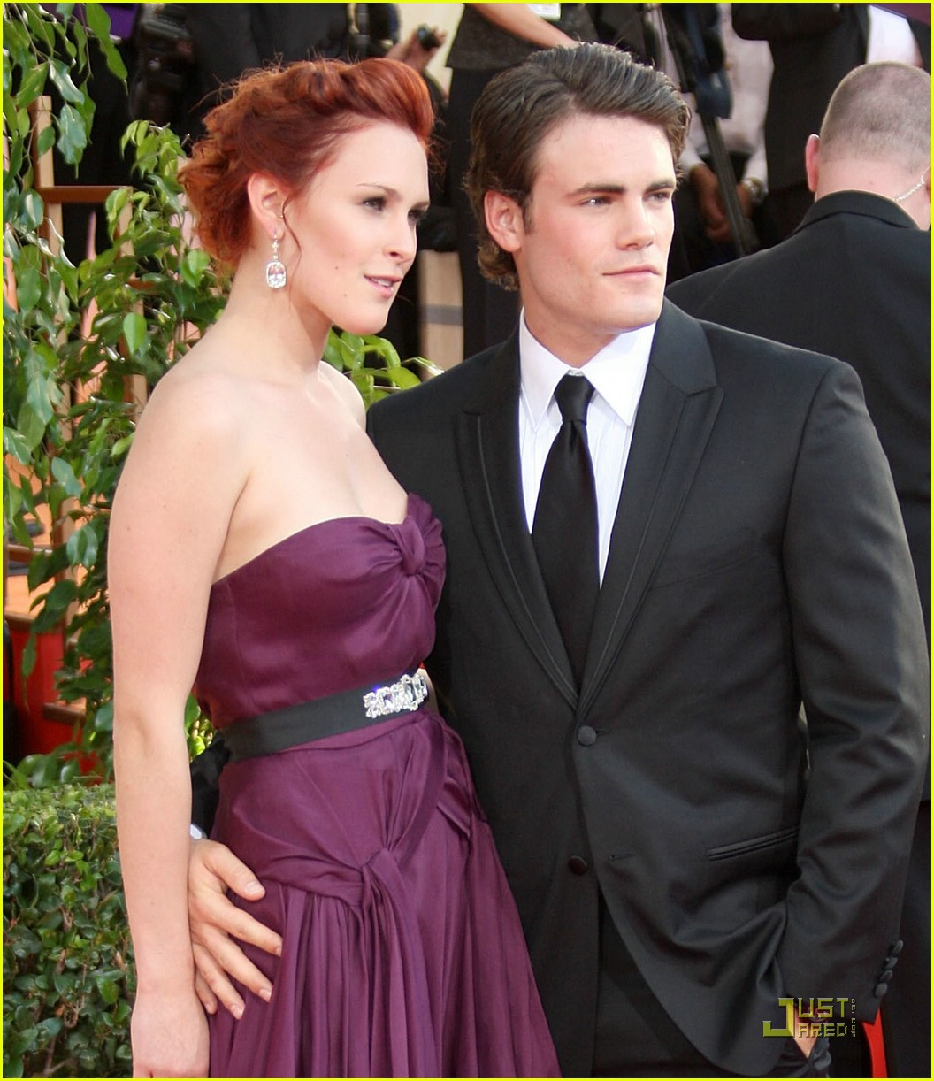 rumer willis golden globes 2009 06