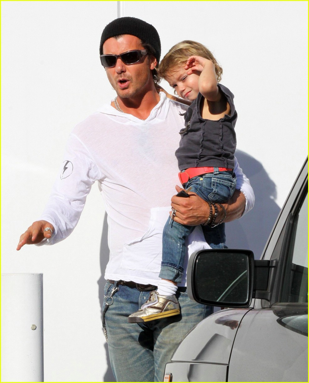gwen stefani gavin rossdale family time 04