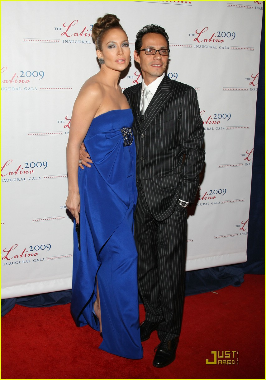 jennifer lopez marc anthony latino inaugural gala 151663311
