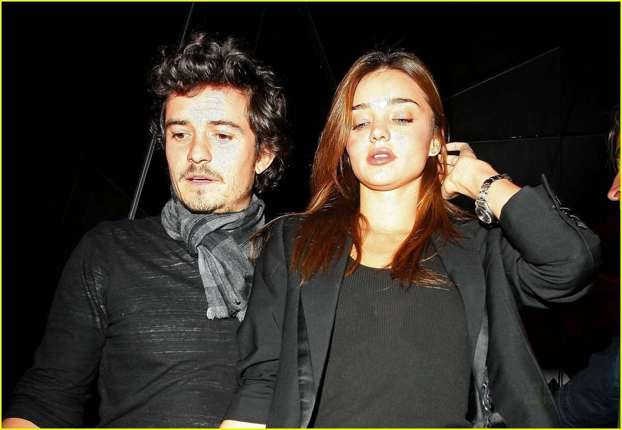 orlando bloom miranda kerr katsuya couple 03