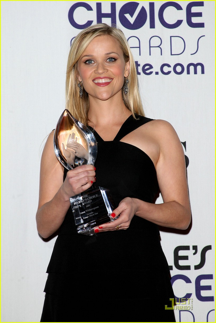reese witherspoon peoples choice awards 2009 15