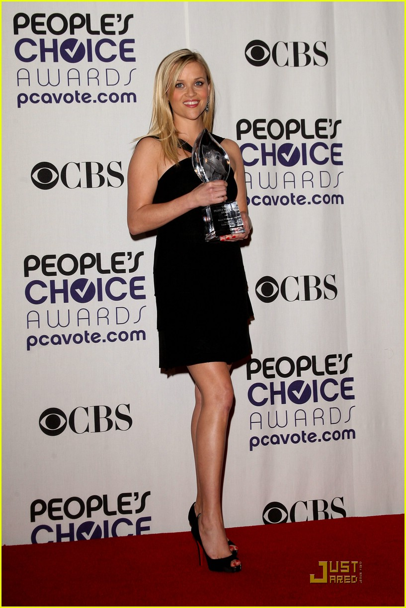 reese witherspoon peoples choice awards 2009 16