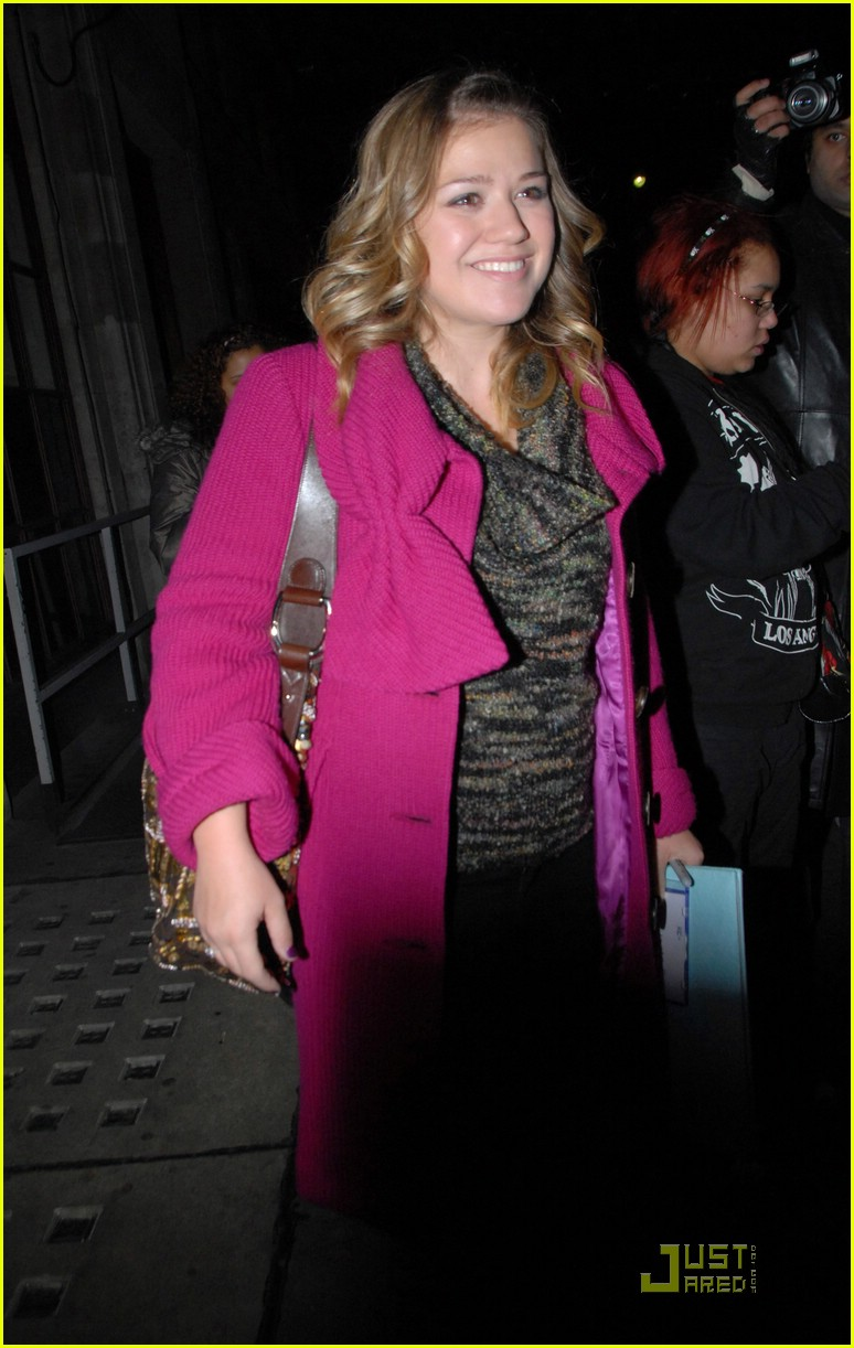 kelly clarkson radio one uk 04