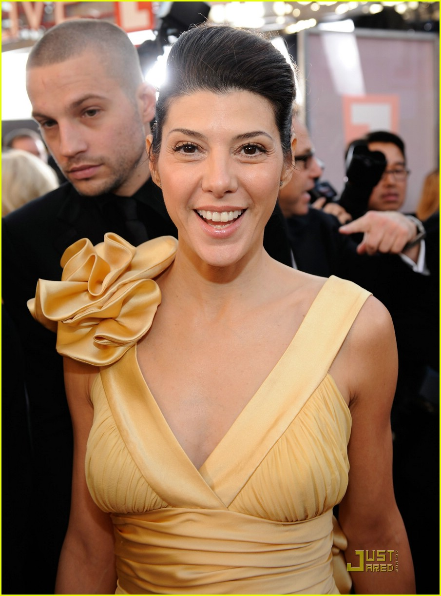 Tell marisa tomei naked