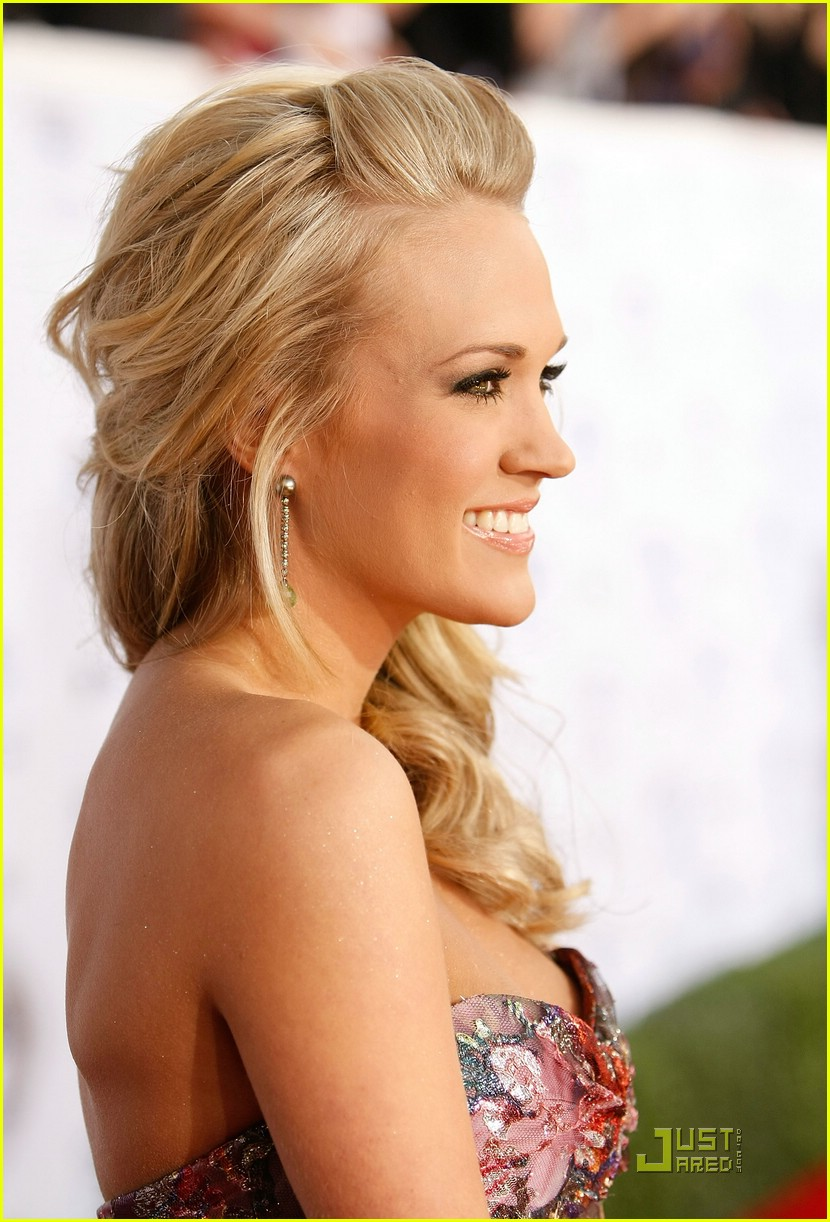 carrie underwood peoples choice awards 2009 15