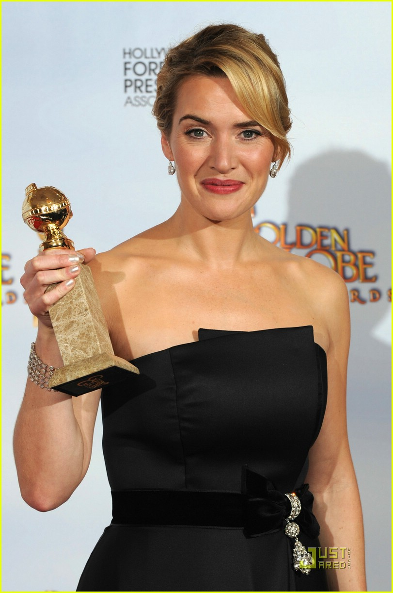 kate winslet golden globes 2009 best actress 28