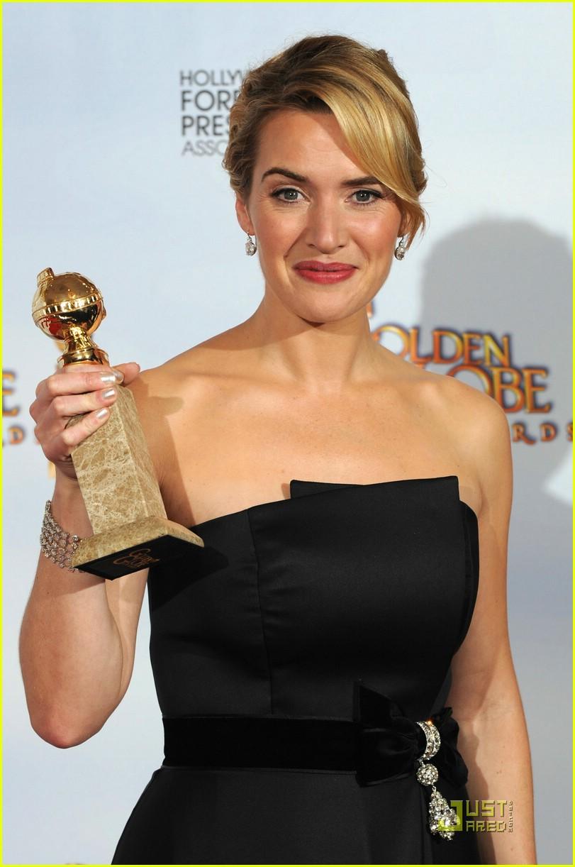 kate winslet golden globes 2009 best actress 28