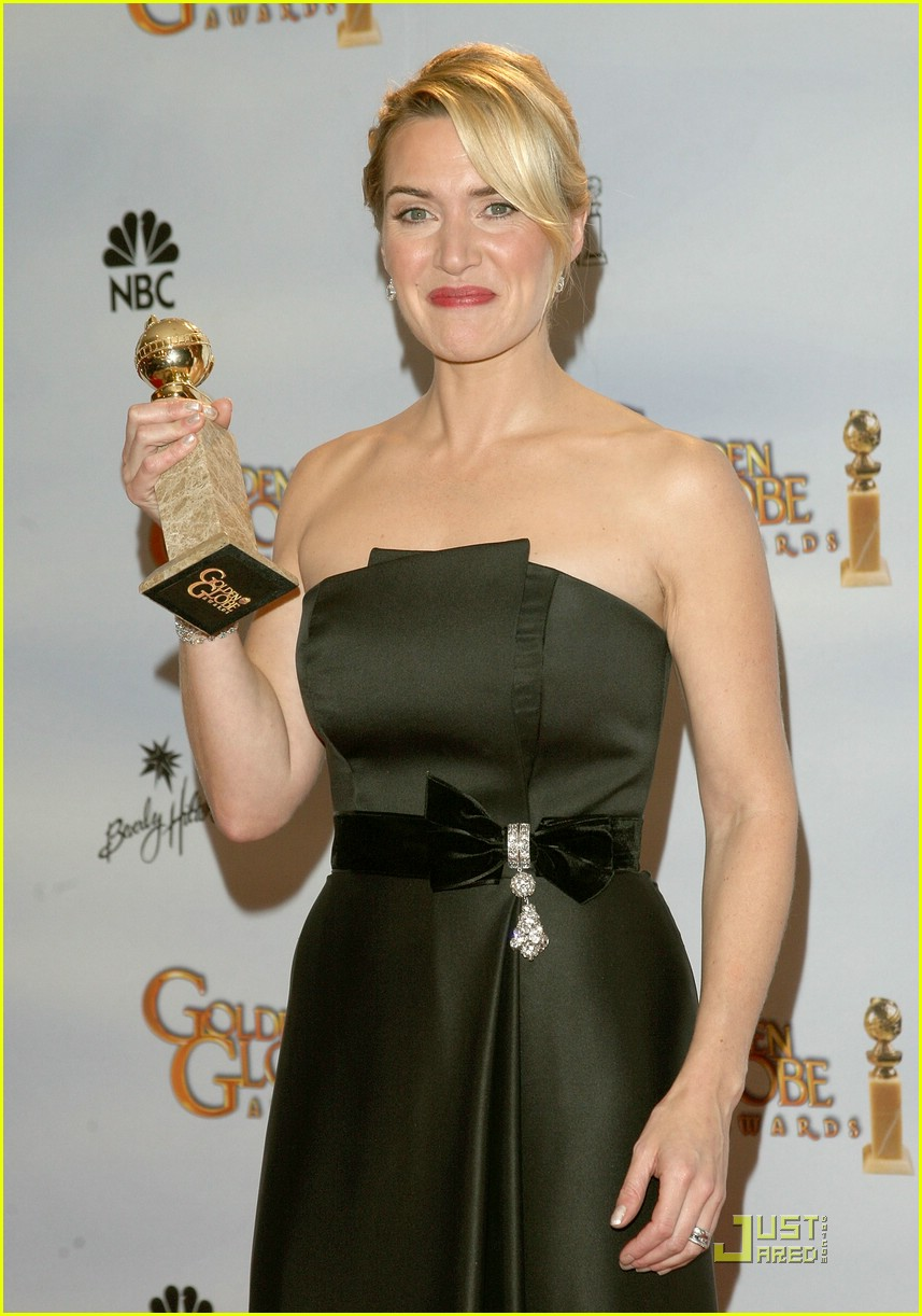 kate winslet golden globes 2009 best actress 351646051